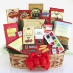 Corporate Holiday Gift Basket