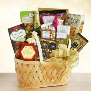 Corporate Celebration Gift Basket imagerjs