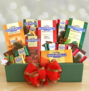 A Very Ghirardelli Christmas Basket imagerjs