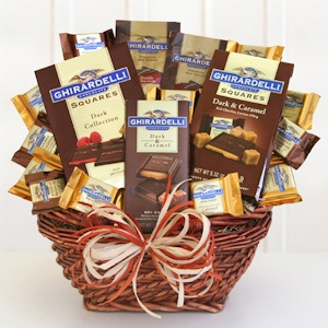 Ghirardelli Dark Chocolate Sampler imagerjs
