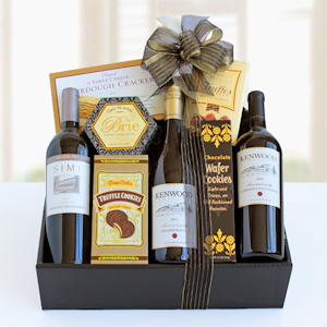 Triple Threat Wine & Gourmet Gift imagerjs