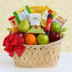 California Fruitful Greetings Gift Basket