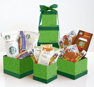 Starbucks Signature Gift Tower imagerjs
