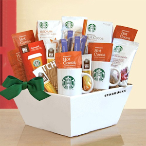 Starbucks Gift Basket for Mom imagerjs