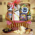 Artisan Cheese Picnic