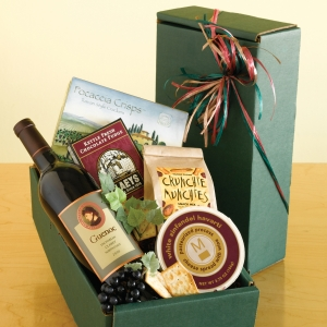 California Classic Wine & Snack Box imagerjs