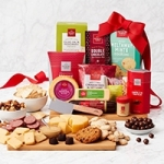 Share the Season Holiday Cutting Board Food Gift