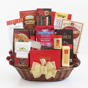 Gourmet Favorites Snack Basket imagerjs
