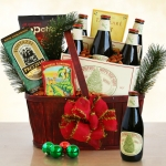 Christmas Ale Beer Gift Basket