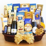 Sparkling Celebrations Gourmet Basket