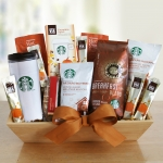 Fall Starbucks Fireside Delights