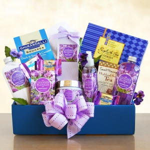 Lavender Relaxation Gift Box imagerjs