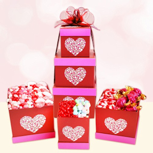 Sweets for My Red Hot Valentine imagerjs