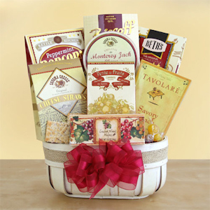 Corporate Thank You Gift Basket imagerjs