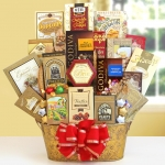 Shimmering Seasons Holiday Gift Basket