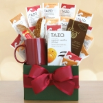 Tempting Tazo Tea Sampler