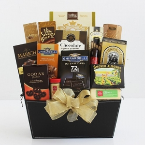 Fine and Fancy Gourmet Gift Tote imagerjs