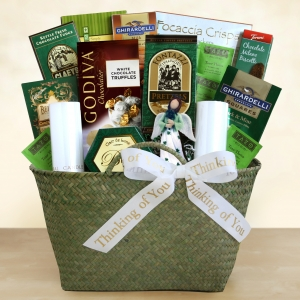 Irish Wake Sympathy Basket imagerjs