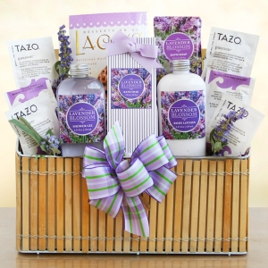 Spa Gift Baskets