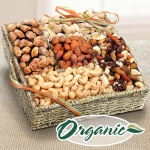 Organic Harvest Nut Basket
