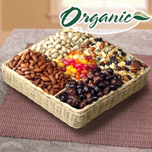 Organic Snack Tray imagerjs