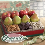 Organic Fruit & Treats Gift Sampler