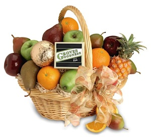 Deluxe Fruit Basket imagerjs