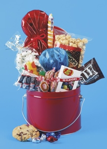 Sweet Bucket of Treats image