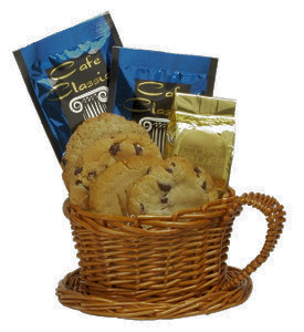 Cookies & Coffees Basket image