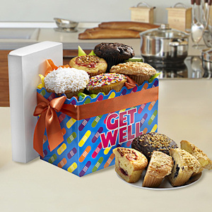 Get Well Wishes Muffin Gift imagerjs