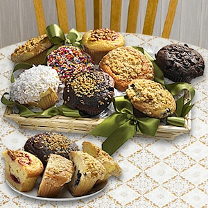 Simply Delicious Gourmet Muffin Gift imagerjs