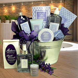 Spa Retreat Gift Basket imagerjs