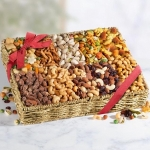 West Coast Grand Gourmet Snack Basket