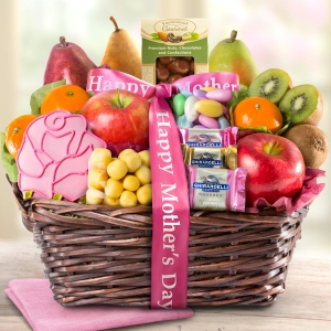 Springtime Fruit and Treats Tray imagerjs