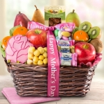 Springtime Fruit and Treats Tray
