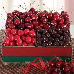 California Cherries and Sweets Gift Box imagerjs