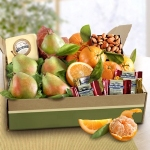 Taste of California Fruit and Cheese Box