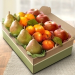 California Christmas Fruit Trio Gift Box