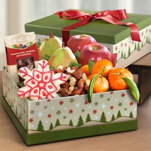 Summit Christmas Fruit and Snack Box imagerjs
