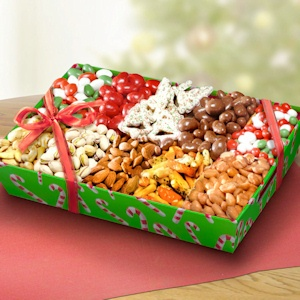 North Pole Grand Snack Tray imagerjs