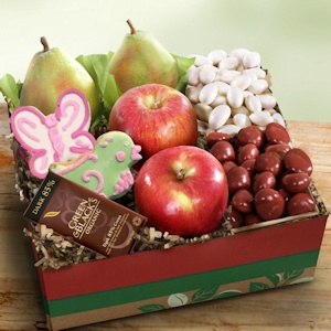 Spring Organic Sweets and Fruit Box imagerjs