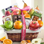 Mother's Day Delight Fruit Basket