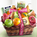 Happy Mother's Day Fruit Basket