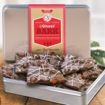 Milk Chocolate Almond Bark Tin