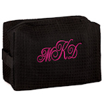 Custom Cosmetic Bag (2 Colors)