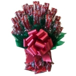 All Twizzler Candy Bouquet