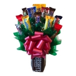 Chocolate & More Candy Bouquet