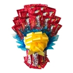 All Skittles Candy Bouquet