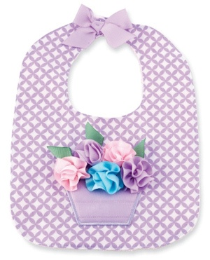 Personalized Baby Buds Bib imagerjs