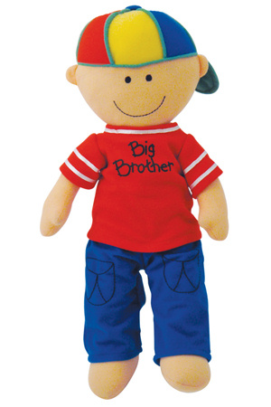 Personalized Big Brother Doll imagerjs